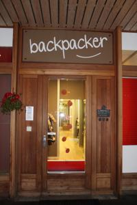 Backpacker Le Petit Baroudeur - Accommodation - Champéry
