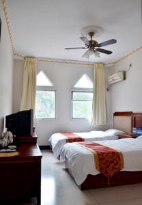Yijie Hotel Wuling Mountain Longxi Villa, Hotel  Miyun - big - 5