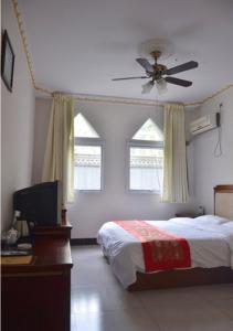Yijie Hotel Wuling Mountain Longxi Villa, Hotel  Miyun - big - 6