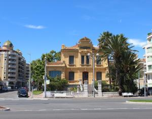 Chez Ceydric, Apartmanok  Nizza - big - 12