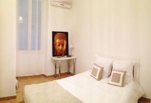 Chez Ceydric, Apartmanok  Nizza - big - 11