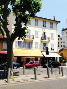 Chez Ceydric, Apartmanok  Nizza - big - 9
