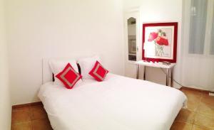 Chez Ceydric, Apartmanok  Nizza - big - 6
