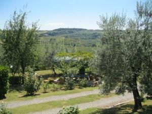 Oliveta, Apartmány  Tavarnelle in Val di Pesa - big - 18