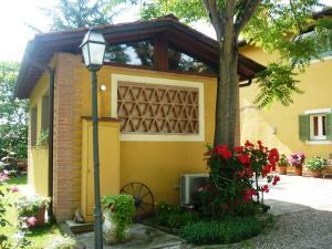 Casale Ginette, Vidiecke domy  Incisa in Valdarno - big - 30