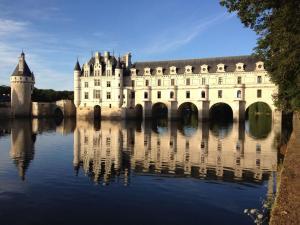Gite Nuance, Dovolenkové domy  Saint-Aignan - big - 8