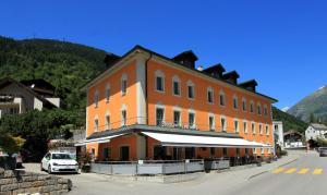 Des Alpes - Hotel - Fiesch