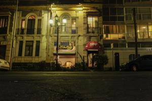 Мехико - Capsule Hostel