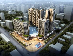 (Foshan U Service Apartment (Bodun Branch))