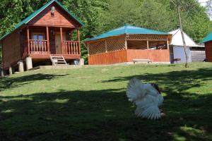 Turbaza Svetlyachok, Farm stays  Gornyy - big - 11