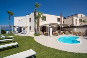 Marina Holiday & Spa, Hotely  Balestrate - big - 41