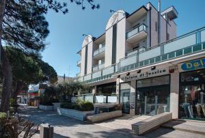 Hotel Zeus, Hotel  Cesenatico - big - 25