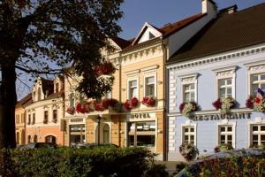 Hotel Restaurant Modrá Hvezda