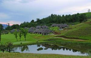 Fairways Gold Crown Resort, Resorts  Drakensberg Garden - big - 19