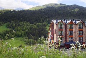 Apartaments Els Llacs - Apartment - Bordes d´Envalira