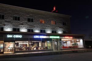 Hotel San Cibrao