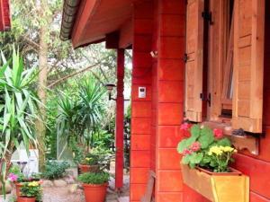 Gemütliches Holzhaus bei Rerik