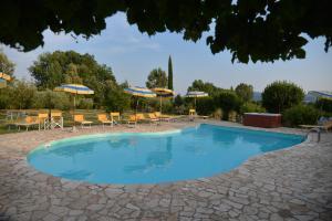 Casa Di Campagna In Toscana, Загородные дома  Совичилле - big - 124
