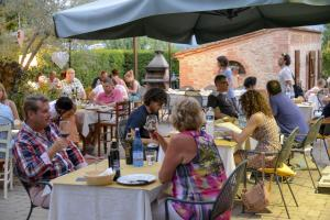 Casa Di Campagna In Toscana, Загородные дома  Совичилле - big - 75