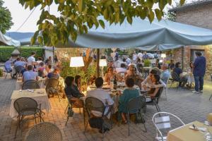 Casa Di Campagna In Toscana, Загородные дома  Совичилле - big - 89
