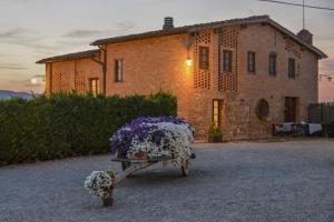 Casa Di Campagna In Toscana, Загородные дома  Совичилле - big - 81