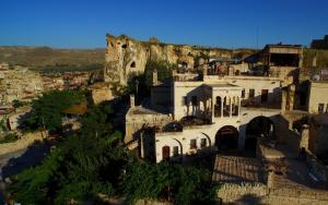 Melekler Evi Cave Hotel