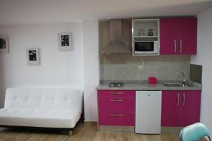 Apartamentos Vega, Apartmanok  Huétor Vega - big - 13