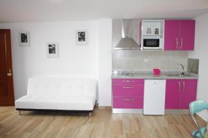 Apartamentos Vega, Apartmanok  Huétor Vega - big - 8