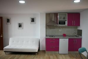 Apartamentos Vega, Apartmanok  Huétor Vega - big - 7