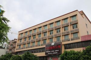 Wanda City Apartment