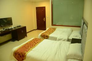 Mainland Chinese Citizens-Twin Room with Private Bathroom Wangsi Hotel