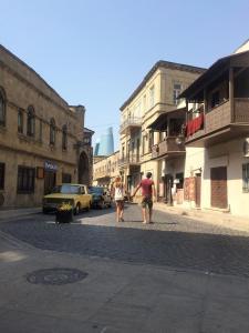 Апартаменты Старый город 3 рядом с кафе Бану - фото 11