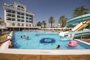 Манавгат - Palm World Side Resort & SPA