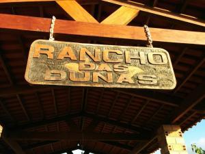 Pousada Rancho das Dunas, Kunyhók  Santo Amaro - big - 47