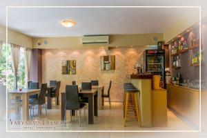 Varvaras Diamond Hotel, Apartmanhotelek  Platanész - big - 30