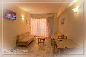 Varvaras Diamond Hotel, Apartmanhotelek  Platanész - big - 10