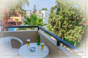 Varvaras Diamond Hotel, Apartmanhotelek  Platanész - big - 13