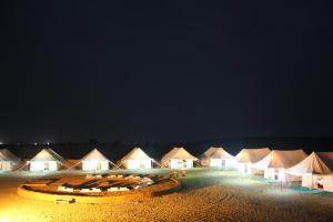 Sahara Desert Safari Camp
