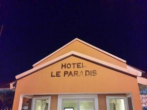 Hotel le Paradis