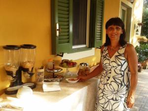 Casale Ginette, Ferienhöfe  Incisa in Valdarno - big - 52