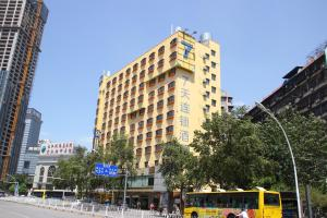 7Days Inn Wuhan Aomen Road Branch