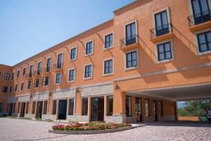 Сан-Мигель-де-Альенде - Hotel La Estacin