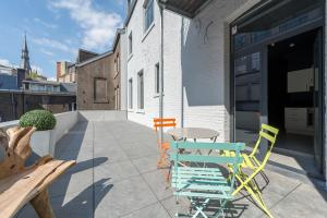 Smartflats Design - Cathédrale, Apartmány  Lutych - big - 59