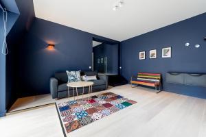 Smartflats Design - Cathédrale, Apartmány  Lutych - big - 56