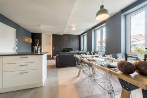 Smartflats Design - Cathédrale, Apartmány  Lutych - big - 46