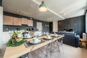 Smartflats Design - Cathédrale, Apartmány  Lutych - big - 45