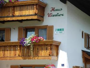 Gästehaus Wanker, Pensionen  Ehrwald - big - 10