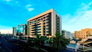 Nojoum Hotel Apartments - Dubai