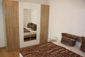 The beautiful apartment in the city center