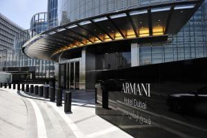 Armani Hotel Dubai - Dubai